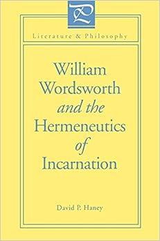 Descargar Bit Torrent William Wordsworth And The Hermeneutics Of Incarnation Leer PDF