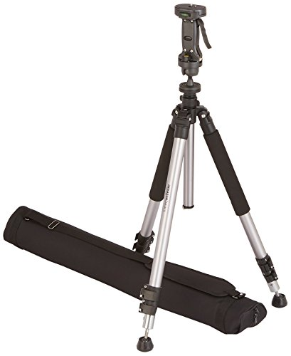 AmazonBasics 70-Inch Pistol Grip Tripod with Bag by AmazonBasics