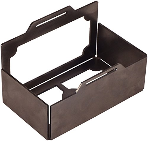 Motorcycle Battery Box Tray Holder for Deka ETX16 and ETX16L Batteries - Belt