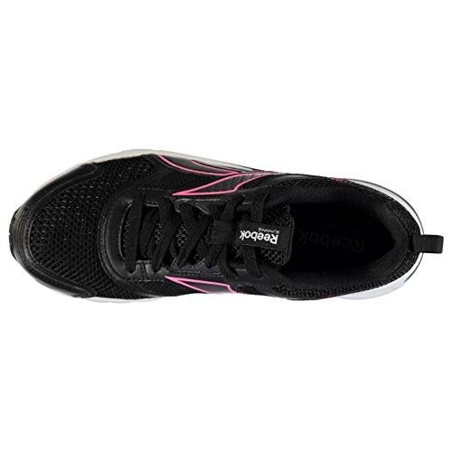 Reebok Mujer Pheehan Run 4 Zapatillas Con Cordones Ventilacion Entrenar Zapatos