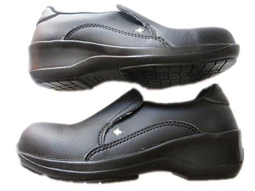 Siili Safety , Chaussures de sécurité pour femme Noir Noir 39