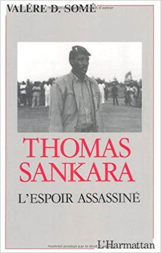 Amazon Fr Thomas Sankara L Espoir Assassiné Valère D