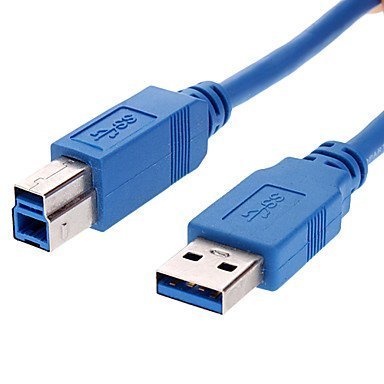 USB 3.0 AM BM Printer Cable 1.5 Meters - 3
