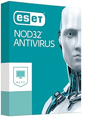Eset Nod32 Antivirus 2017 V10 3pc 1year - No Cd Box Only Key Via Email