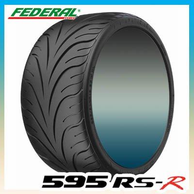 フェデラル(FEDERAL) 2本セット 595RS-R 245/35ZR18 B0077I9KYK