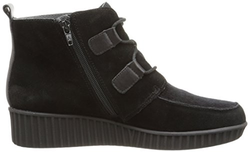 Umpire Boot Winter Women's Suede Black Aerosoles qCO5wnOE
