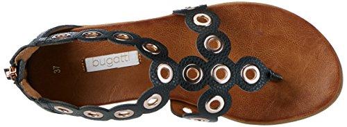 Bugatti V65826n, Protectores de Dedos para Mujer Negro (Schwarz 100)