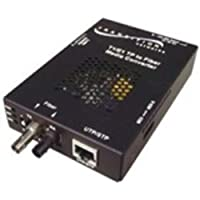 Transition Stand-Alone Remotely Managed - Media converter - RJ-48 / SC multi-mode - up to 1.2 miles - T-1/E-1 - 850 nm