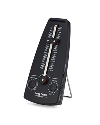 Digital Metronome + Pitch Generator + Rhythm & Beats for Musicians, Piano, Violin, Guitar