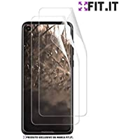 [FIT.IT] Película de Gel Flexível Transparente Ultra-fina Motorola One Action