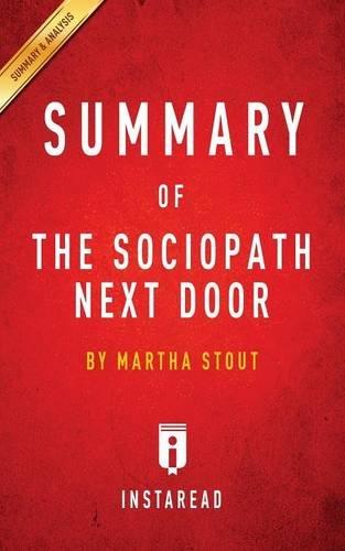 Summary Sociopath Next Door Analysis product image