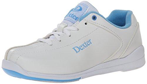 Bowling IV Raquel Blue White Women's Shoes Dexter CtqHROBq