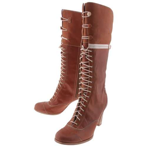 Timberland Timberland boots Marge Tall Lace Womens Style#20654 - Botas para mujer marrón marrón