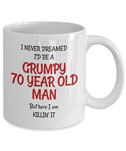 ایگرد خرید از آمازون 70th Birthday Gag Gifts For Men