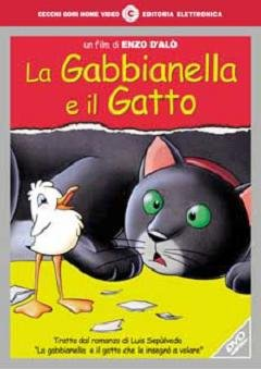 Story of a seagull and the cat who taught her to flyu d by luis
