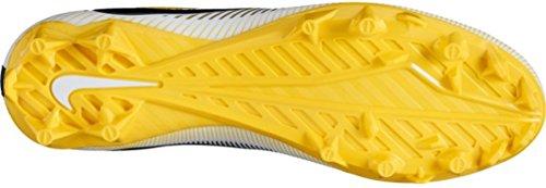 NIKE Herren Vapor Shark 2 Fußballschuh Tour Gelb / Schwarz-Weiß-Laser Orange