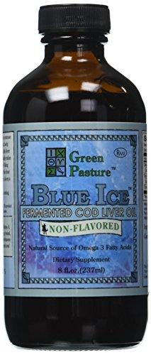 Green Pasture - Fermentierter Lebertran - Flüssig 237 ml