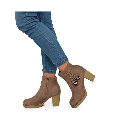 Benavente Benavente Boots Taupe Taupe Boots Benavente Women's Boots Women's 113665 Taupe Benavente 113665 Women's 113665 UAqRwqY