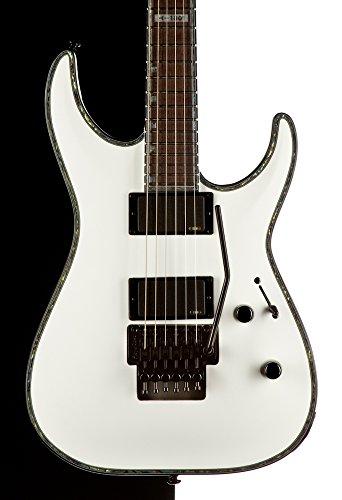 ESP LTD Deluxe H-1001FR, Snow White, LH1001FRSW