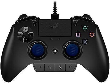 Razer Raiju - Mando de Juego Oficial de Playstation 4, Color Negro: Razer: Amazon.es: Videojuegos