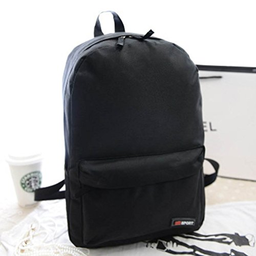The Newest Korean Oxford Cloth Tote Travel Portable Shoes Fashion Leisure Bag Storage Bag 44 * 32 * 13cm ??, Green2 Black