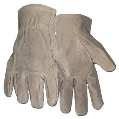 Boss Gloves 4051 Ladies Premium Split Pigskin Driver, Small