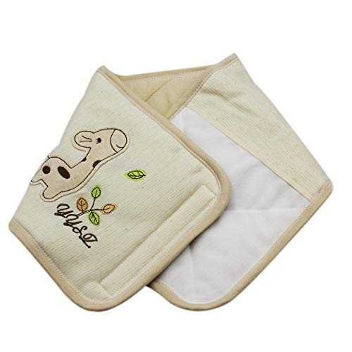 Aimeio Cartoon Baby Belly Button Band Newborn Elastic Band Pure Cotton Umbilical Cord Care Apron Keep Warm Navel Belt -