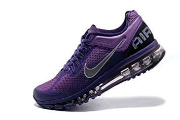 New Release Nike Air Max 2014 Women Running Shoe Purple