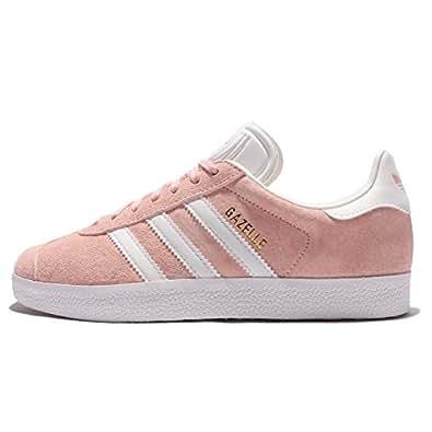 Amazon.com | adidas Women's Gazelle W, VAPOUR PINK