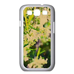 Bee Watercolor style Cover Samsung Galaxy S3 I9300 Case (Insects Watercolor style Cover Samsung Galaxy S3 I9300 Case)