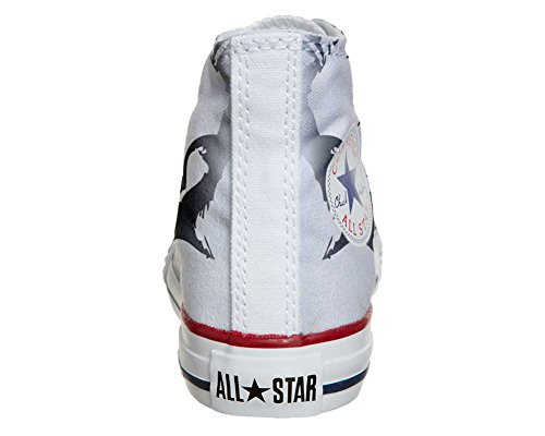 Converse All Star chaussures coutume mixte adulte (produit artisanal) Blondie