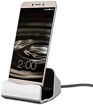 Base de Carga para Sony Xperia L3 Smartphone Tipo C Soporte ...