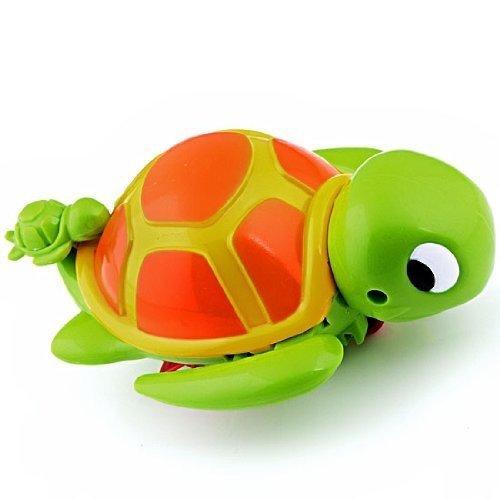 ma-on Kinder Baby Schwimmen Schildkröte Tier Pool Bad Spielzeug