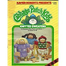 (Xavier Roberts Presents Cabbage Patch Kids Knitted Sweaters #7866)