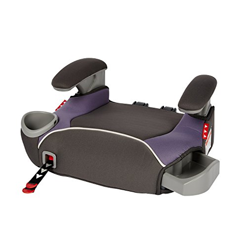 graco affix youth booster seat with latch system grapeade buy online in uae baby product. Black Bedroom Furniture Sets. Home Design Ideas