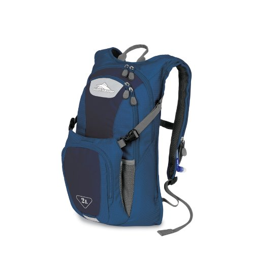 High Sierra Longshot 70 Hydration Pack (Pacific, 18x 11x 6.75-Inch), Outdoor Stuffs
