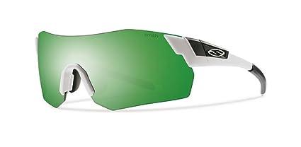 0d684ca90107b Amazon.com  Smith Optics Pivlock Arena Max Sunglass with Green Sol-X ...