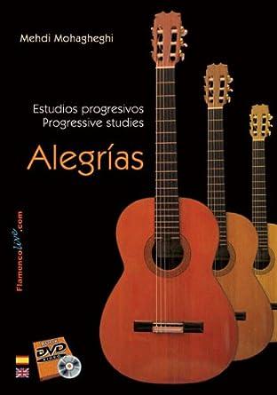 Estudios progresivos de Guitarra Flamenca Alegrías // Progressive ...