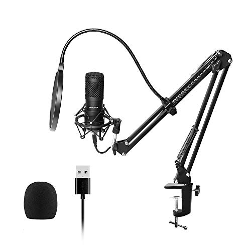 Which are the best pc microphone streaming available in 2020?