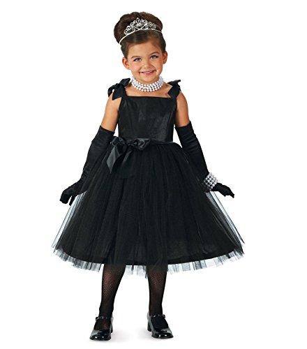 Kids Movie Star Costume (Princess Paradise 4086BK_S Movie Star Costume Costume,)