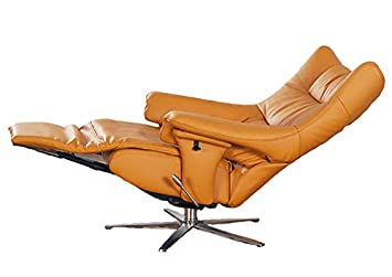 Awesome Amazon Com Himolla Harmony Zerostress Integrated Recliner Caraccident5 Cool Chair Designs And Ideas Caraccident5Info