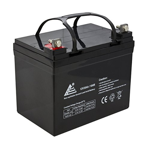 35ah Sealed Lead Acid Battery - 2