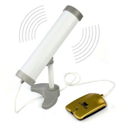 300Mbps adaptador USB inalámbrico Wifi Antena (3000m) Red de alta potencia de largo alcance