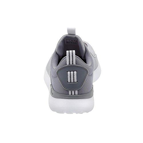 W Hals Low Blau Racer plamat Eu Sneaker Cloudfoam Adidas ftwbla 36 Damen Lite onicla xqRBBg