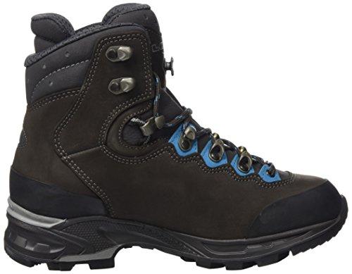 Lowa Ladies Mauria Gtx Ws Scarpe Da Trekking E Da Trekking Multicolore (ghiaino / Turch 9767)