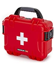Nanuk Waterproof First Aid Prepper Survival Gear Dust and Impact Resistant Case