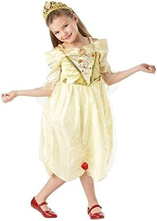 Disfraz de Bella? niña - De 3 a 4 años: Amazon.es: Juguetes y juegos