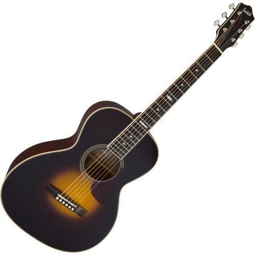 Gretsch Guitar Cutaway (Gretsch G9531 Style 3 Double-0 Grand Concert - Appalachia Cloudburst)