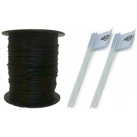 Cheap Petsafe Heavy Duty Pet Fence Wire And Flag Kit 1000 Feet