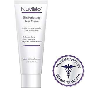 Amazon Com Nuvil 233 O Skin Perfecting Acne Cream Acne
